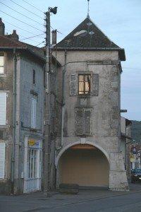 Ancien relais de Pagny-sur-Moselle