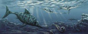 Océan au Jurassique