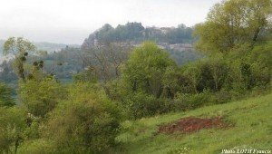 Pagny et environs - Côte de Pagny et vue sur Prény